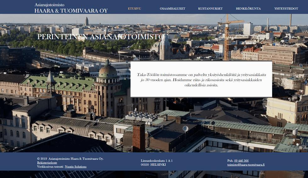 haara-tuomivaara.fi