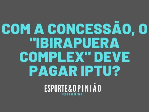 O debate sobre o IPTU como uma via alternativa de pressão contra a concessão do Ibirapuera.