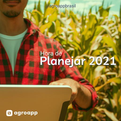 Planejamento 2021!