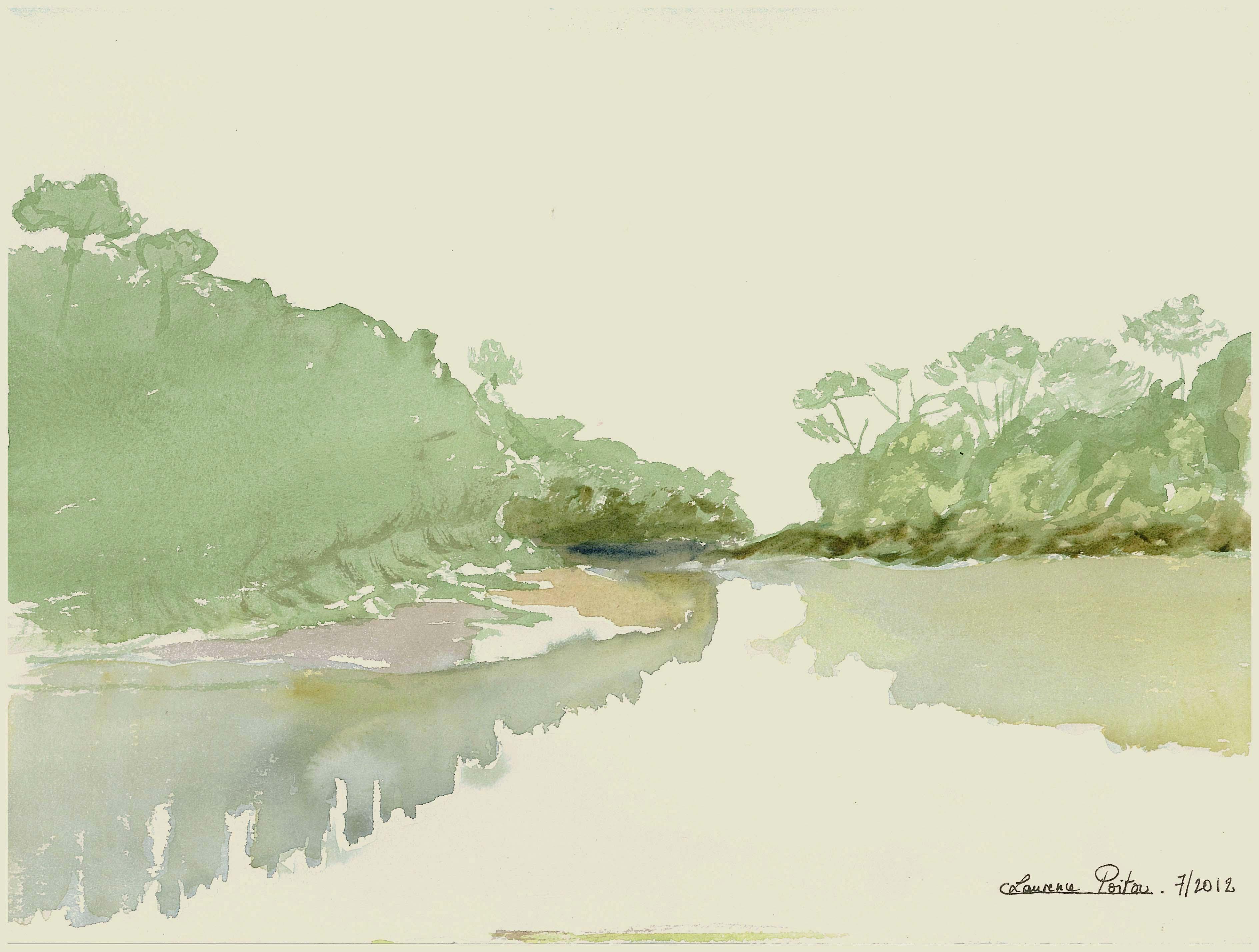 Rêveries au bord de la rivière 9