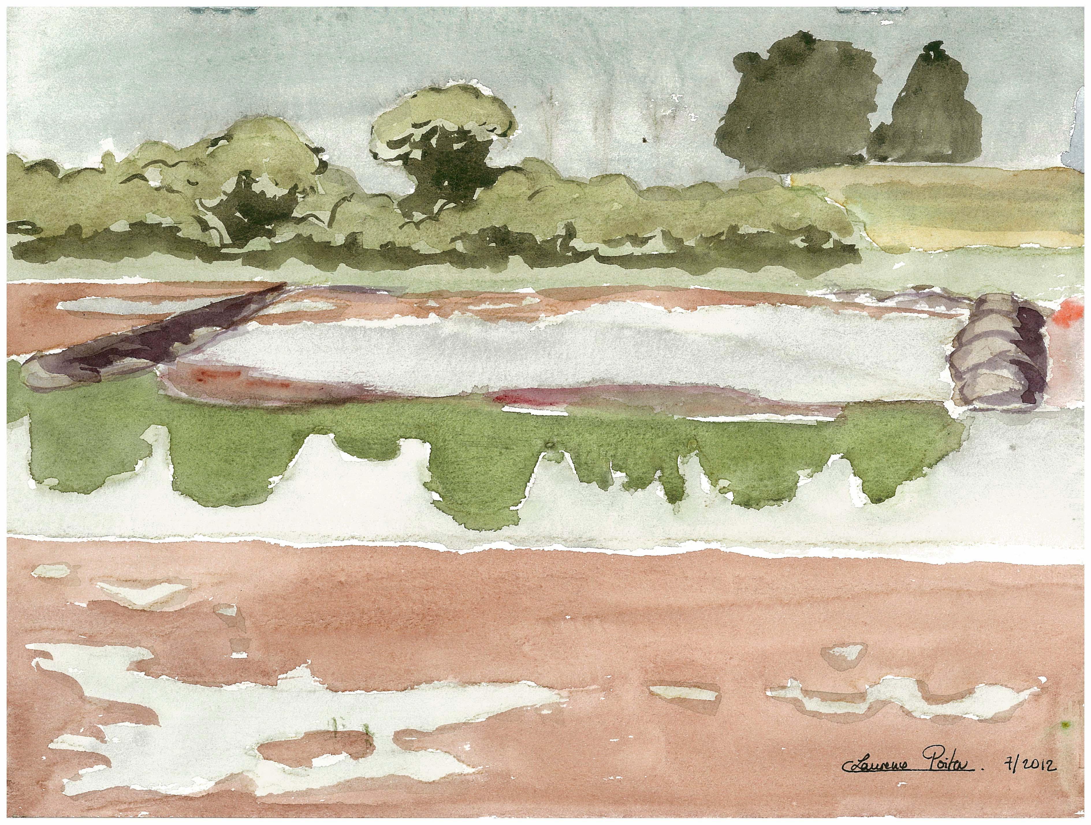 Rêveries au bord de la rivière 12
