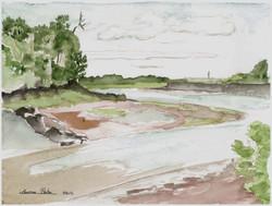 Rêveries au bord de la rivière 13
