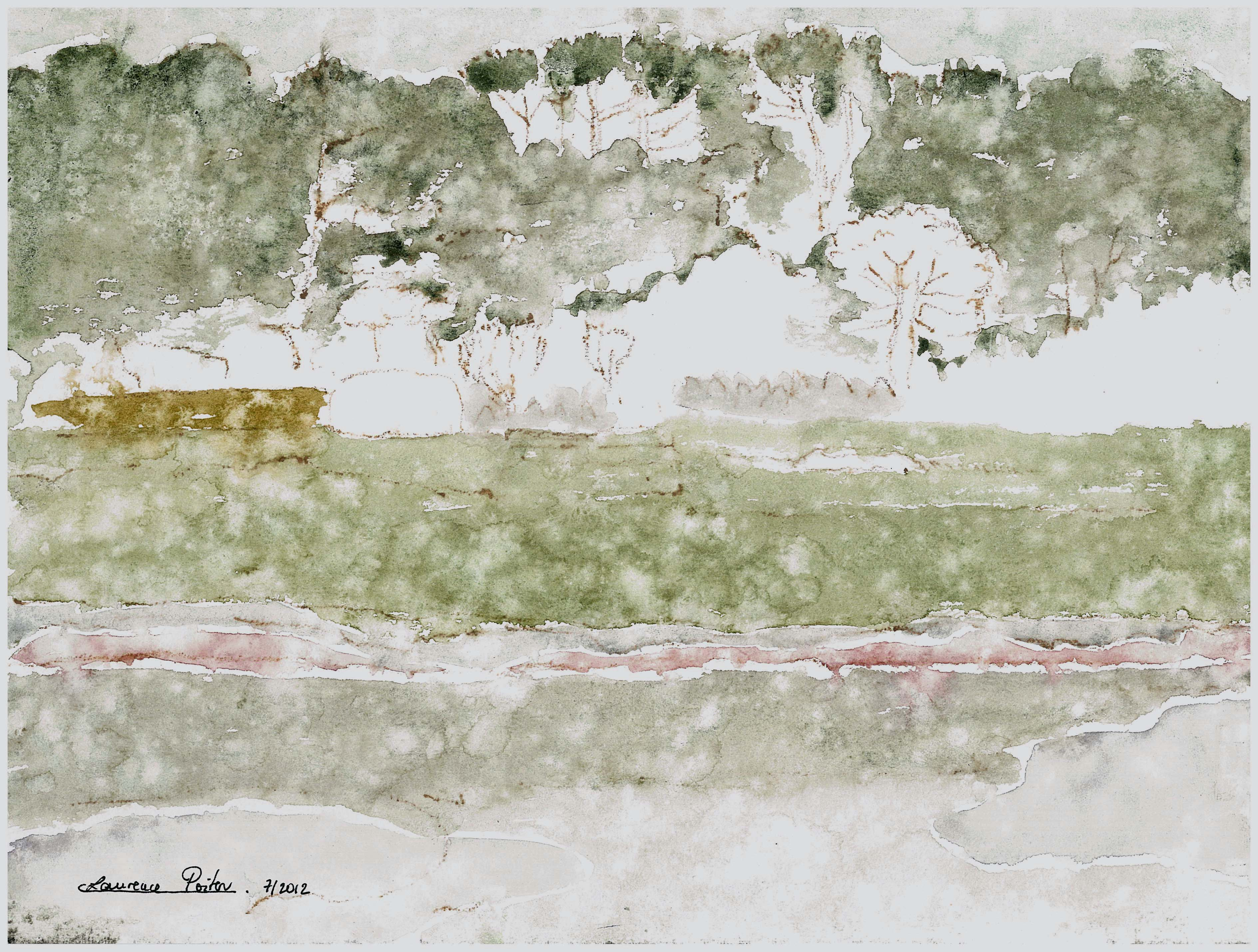 Rêveries au bord de la rivière 5