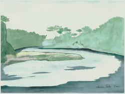 Rêveries au bord de la rivière 8