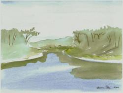 Rêveries au bord de la rivière 7