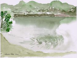 Rêveries au bord de la rivière 1
