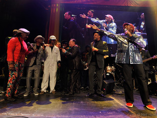 A Night of Reggae at the Roundhouse