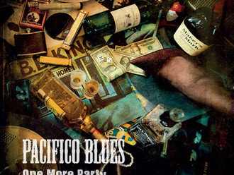 Pacifico Blues debut album 'One More Party'
