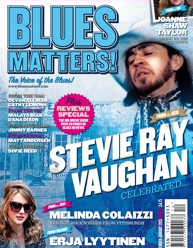 Blues Matters Review and Marcus Malone Gig