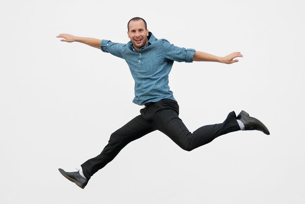 Steffen Schlösser - big jump!