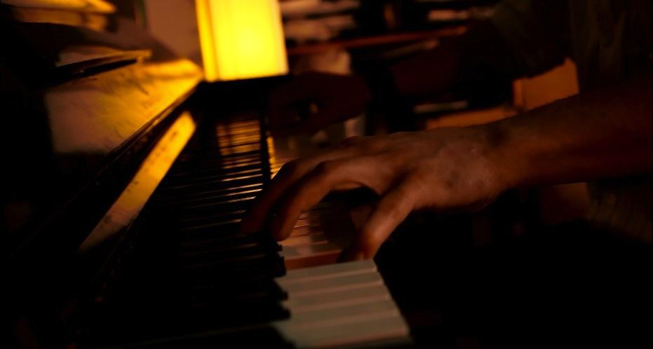 Pianohände