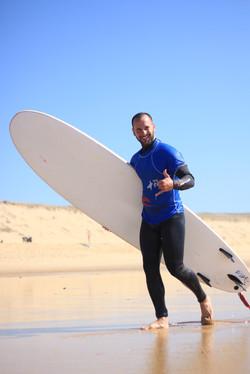 Shaka! Surf's up!
