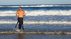 Wellenspaß auch ohne Board