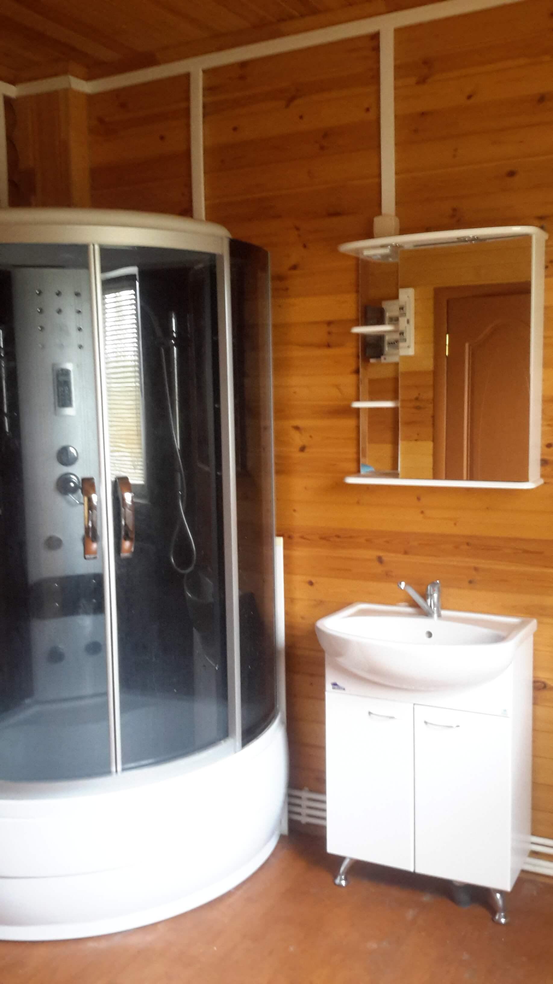 Техническая, ванная комната