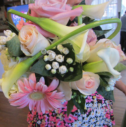 Shades of Pinks Bouquet
