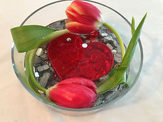 Hearts and Tulips 5 One Half Inch Size.j
