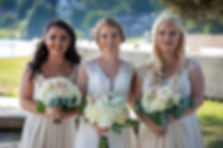 Close up of Bride and her bridemaids 10.