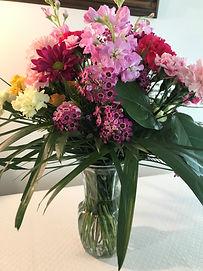 Mothers Day Arraingment in Vase.jpg
