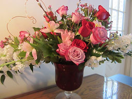 Valentine Flowers For My Honey.jpg