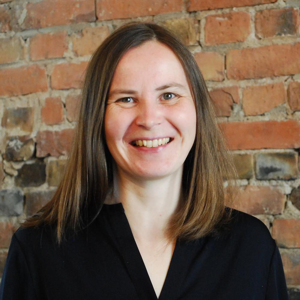 Katja Ewald, arkitekt