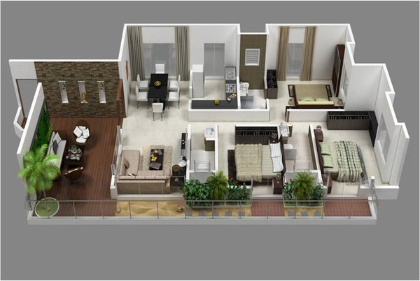 Visualising your home