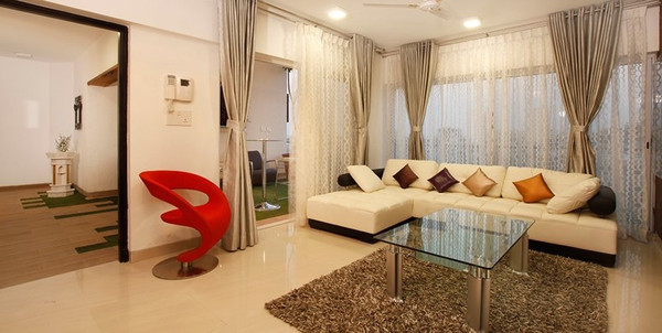 Sophisticated  and tateful Living room