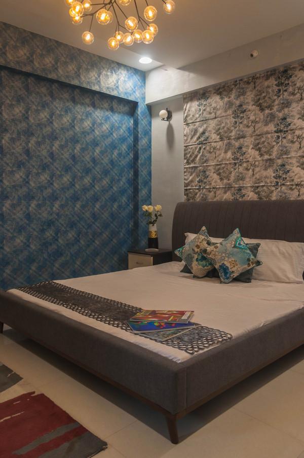 Cozy and Warm Master Bedroom