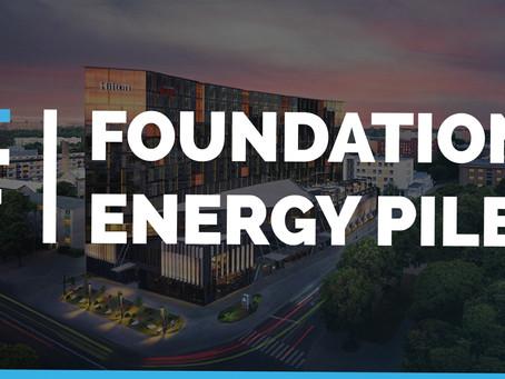 Short story of foundation energy piles