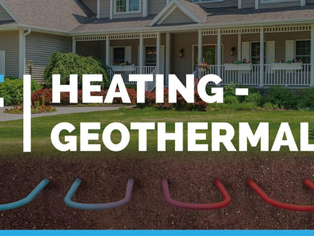Geothermal technology saves funds and space