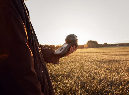 Une mesure réelle et juste de la qualité du grain pendant la récolte au champ