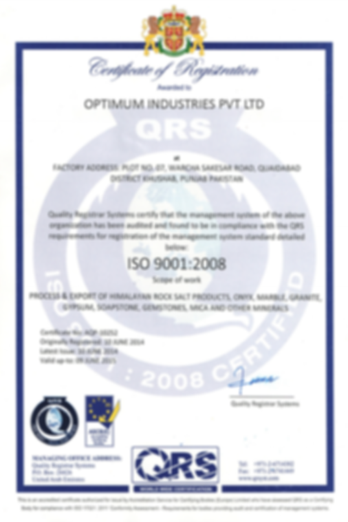 ISO 9001 2008 Year 2014 -15.png