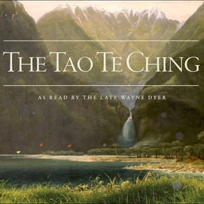 The Tao Te Ching [full text and English Audio)