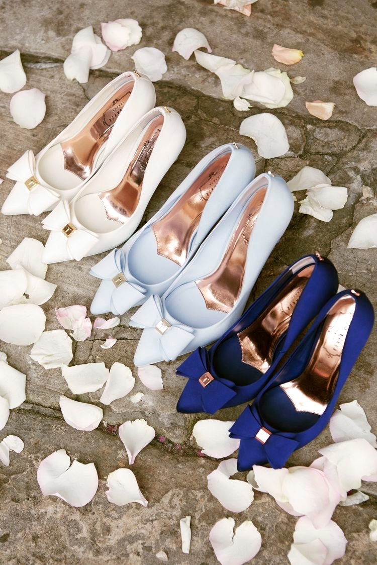 Ted Baker Weddinshoes
