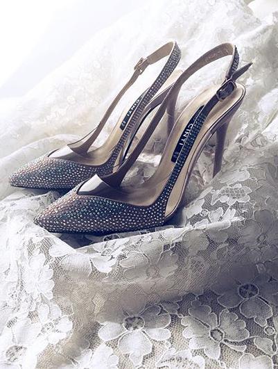 wedding shoe CINTI