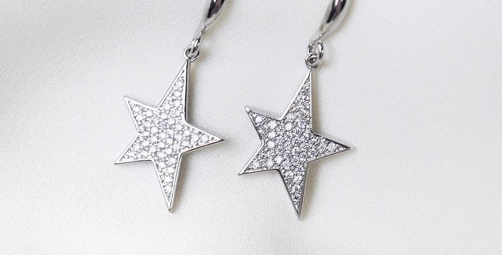 SPARKLING STAR // EARRINGS
