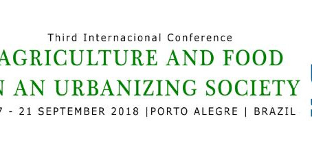 World Conference on Agriculture and Food Will Be Held in Brazil
