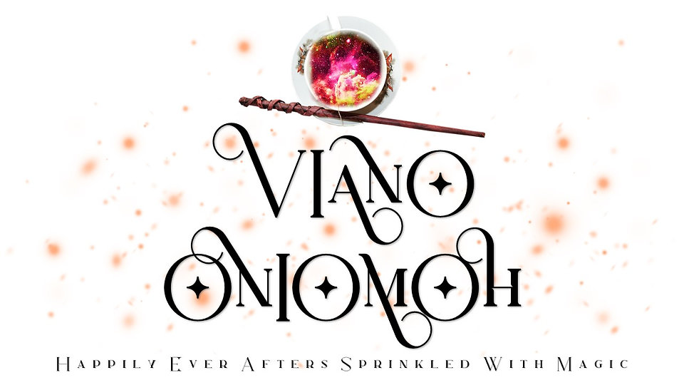 Viano Oniomoh: Happily Ever Afters Sprinkled With Magic