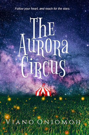 The Aurora Circus book cover