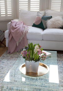Flowers and brass tray.jpg