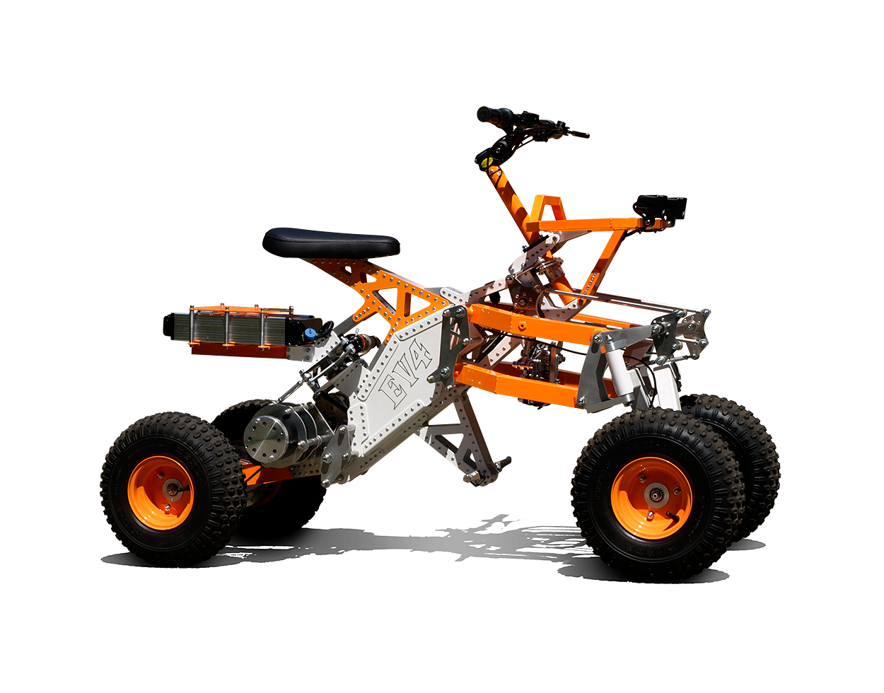 EV4 Off-Road Quad