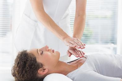 Woman Receiving Soul Centered Healing