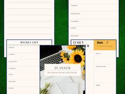 Custom Workbook Print Design