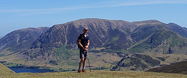 Grasmoor guided walks lake district