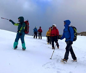 Winter skills courses with Lake District Mountaineering