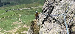 Gimmer Crag Bracket & Slab