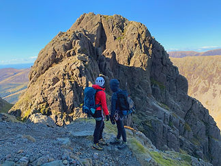 Pillar Rock - Lake District Mountaineering