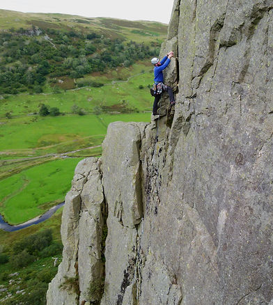 Learn to Lead - Gouther Crag