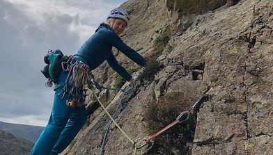 Borrowdale Climbing Lake District