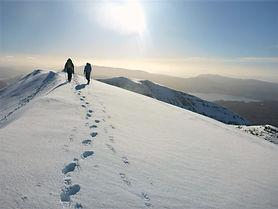 Winter walking in Scotlnd - Northwestern Scotland and Torridon