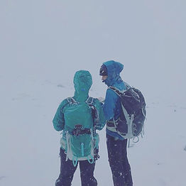 Navigating across the Cairngorm plateau